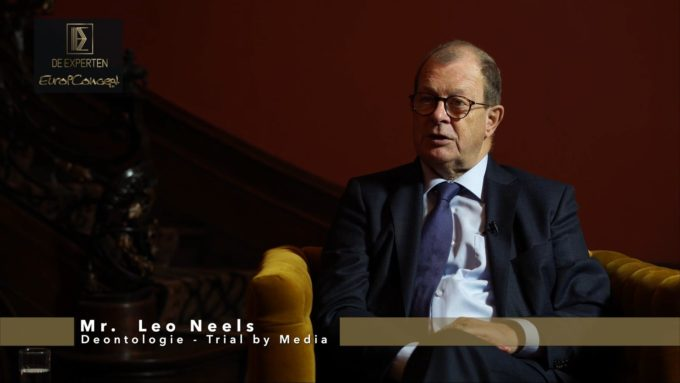 Deontologie en trial by media.